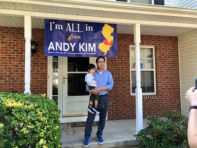 2018 Canvassing for Andy Kim