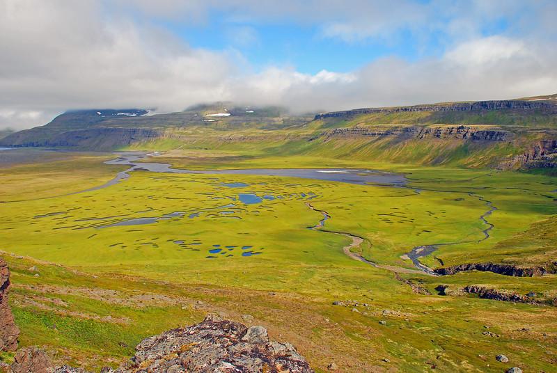 Hafnarósinn í Hornvík