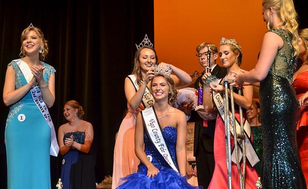 2018 Vigo County Fair Queen Pageant