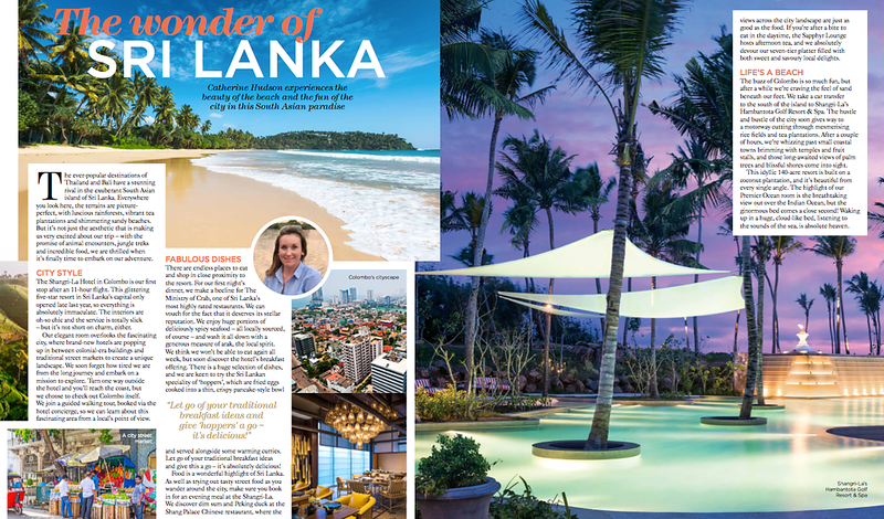 Sri Lanka, You & Your Wedding, 2018