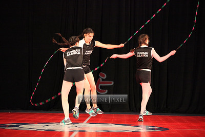 6/23 Female Double Dutch Single Freestyle Heat 1-6