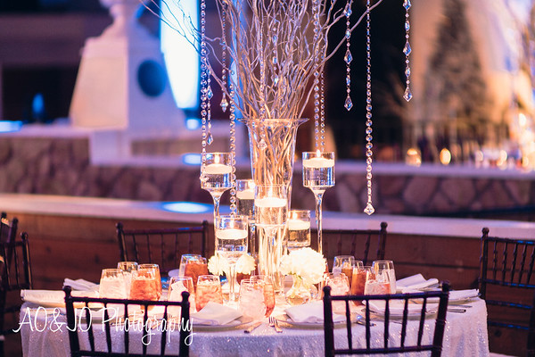 Circle K Holiday 2017 Holiday Party :: Cypress Manor at Cary :: AO&JO Photography