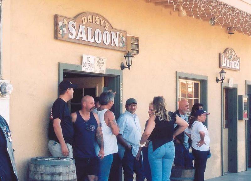 Daisy's Saloon - San Juan Bautista