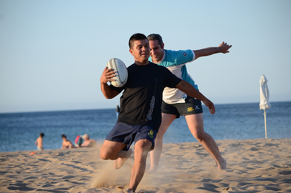 Denia Beach Rugby - Men's Practice - June 20th