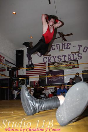 CTWE 090425 - Ian Griffin vs AJ Cruise with Chris Mooch vs Stiff Biff Whitman vs Mikey Chase