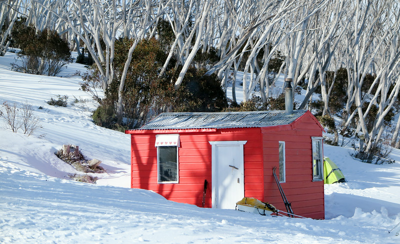 Valentine's Hut
