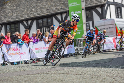 Welsh Cycling Road Race Championships - Finish Pictures Men and Junior Men Lap 4