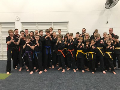 Combat Self Defence Pre Assessment Course September 2019