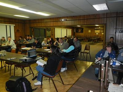 Troop Meeting - Nov 4