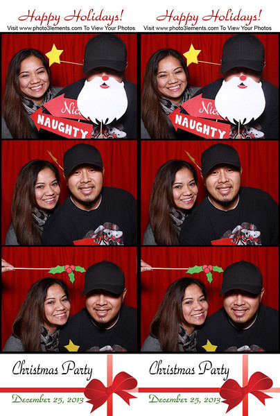Christmas Party 12-25-13