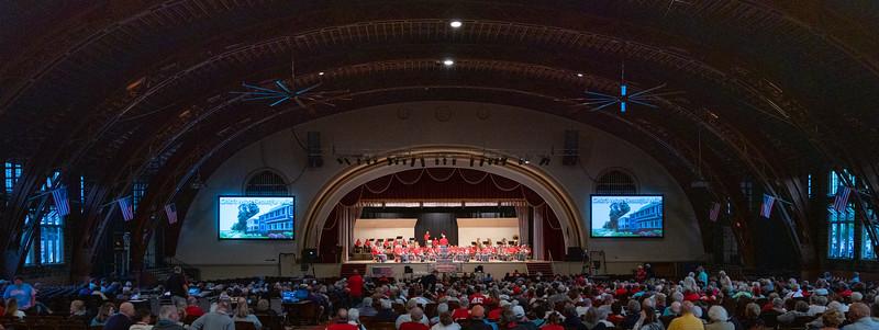 Hoover Auditorium