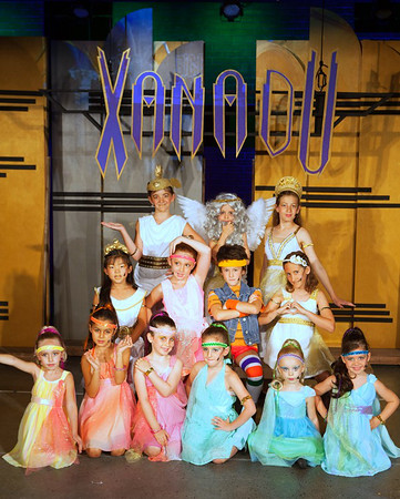 Apollo Cast Xanadu