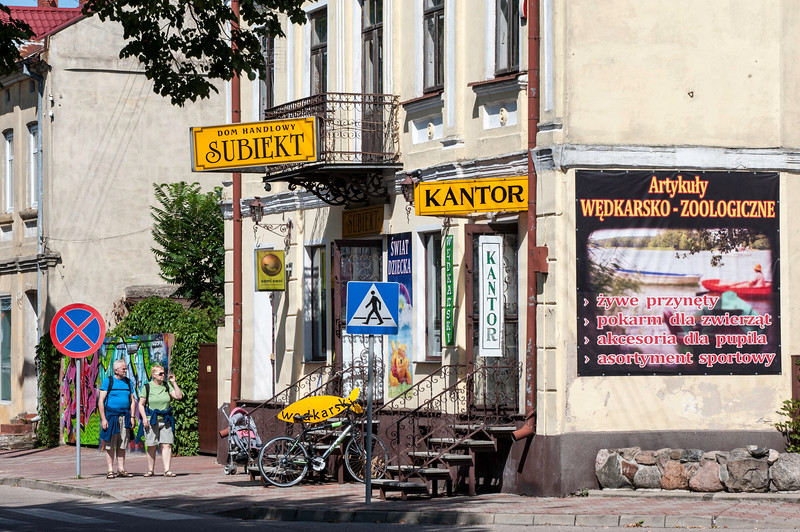 Sejny, Suwalskie Region, Poland
