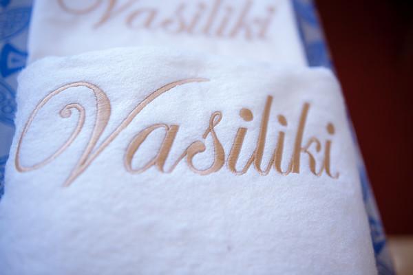 Vasiliki's Baptism
