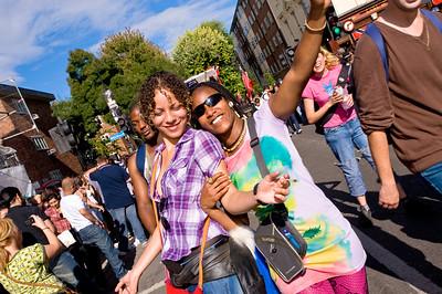 Notting Hill Carnival, London, United Kingdom