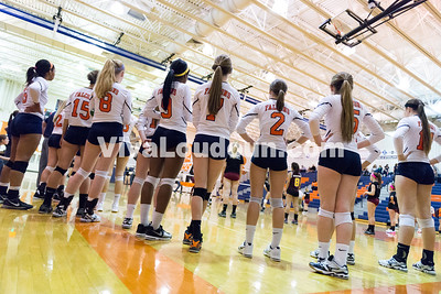 Volleyball: Broad Run vs. Briar Woods 10.9.14 (by Chas Sumser)