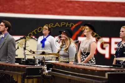 Kickapoo HS- Percussion