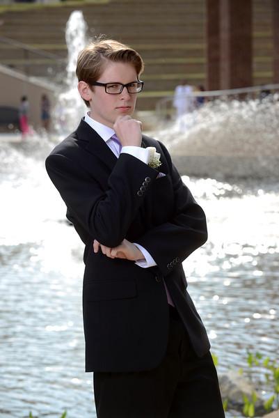 Lanier High Junior-Senior Prom 2013