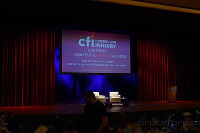 CFI-DC Presents Richard Dawkins and Jerry Coyne