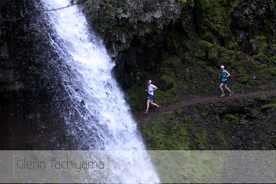 Gorge Waterfalls 50K 2013