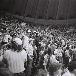 21063 WVU vs UNLV WVU biggest win to date Feb. 27, 1983