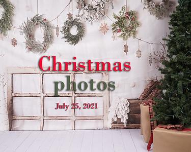 FUMC  Christmas in July 2021