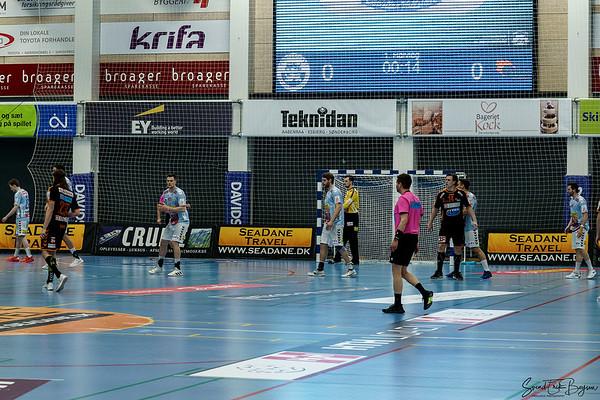 SønderjyskE vs Aarhus Håndbold. 04.04.2021