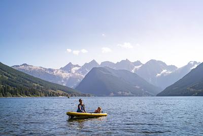 Jones Lake Sept 2019