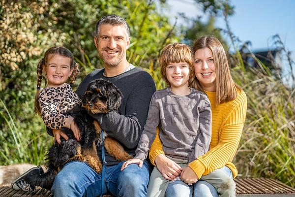 The Arnott Family 2019