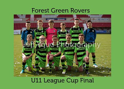 FOREST GREEN ROVERS  V  LYDIARD YOUTHS