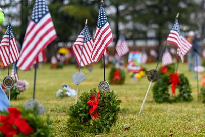 12/14/19 Wreaths Across America