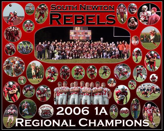 SNHS Football vs AC - Regional 2006
