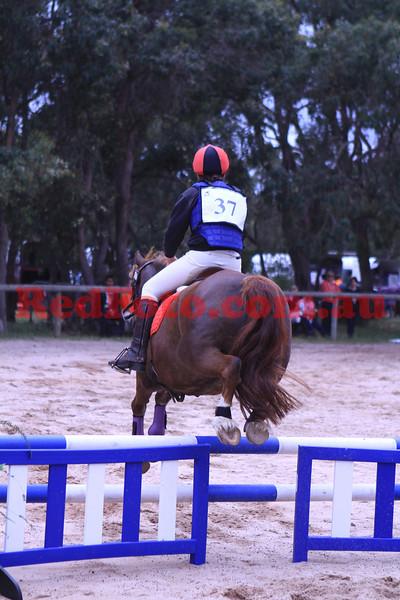 2012 10 14 Wallangarra ODE 3 Showjumping D Grade