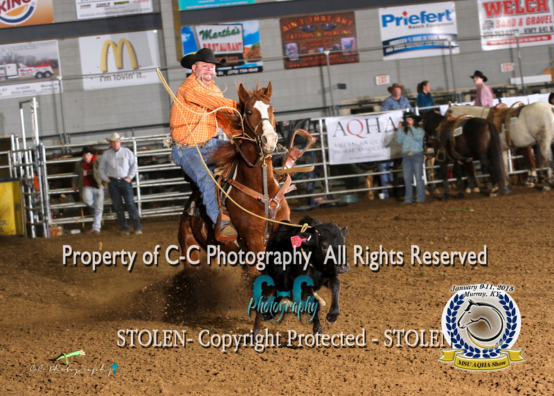 Murray  AQHA 1/9/2014 Friday Night