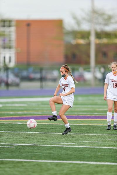#6 Catie VHS @ WHS Girl's Varsity Soccer 4/30/21