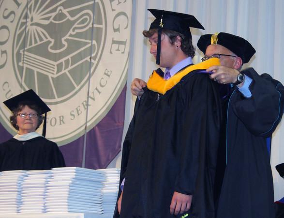2015 Goshen College Graduation