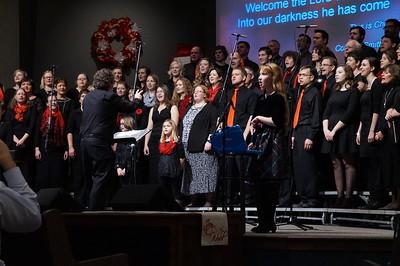 Woodside Christmas Choir 2014
