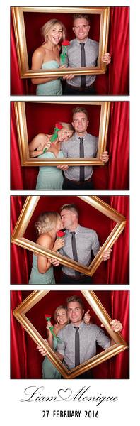 Liam & Monique Photostrips