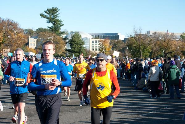 Marine Corp Marathon 2011