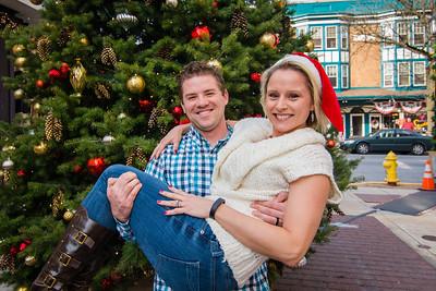 Jenni and Cory December 2015