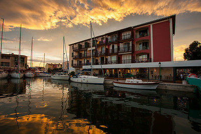 Port Grimaud, Cannes, Colmars (07/14)