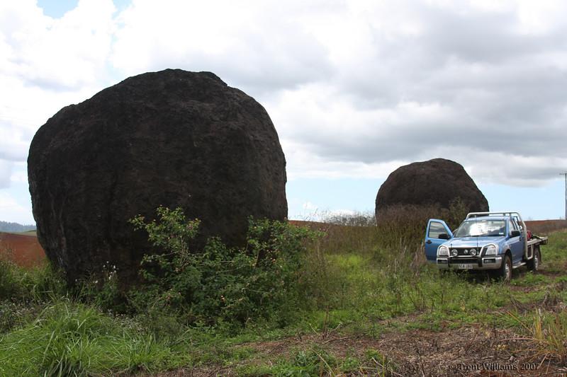 Nerada Rocks, Innisfail