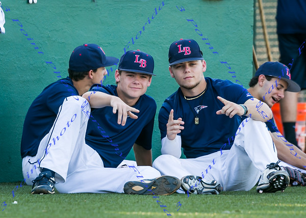 LBHS V Baseball vs LMHS - April 18, 2018