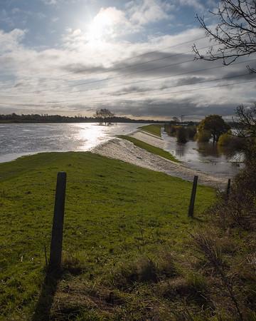 Barnby Dun Floods November 2019