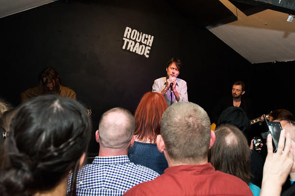 Suede, Rough Trade, Nottingham, 26-09-18