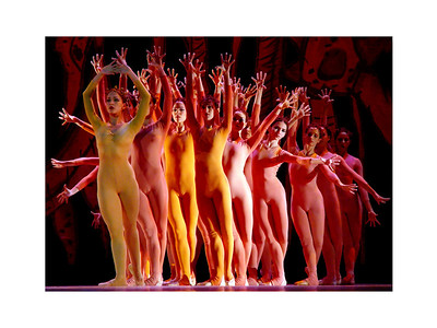 7.- Ballet and Dance