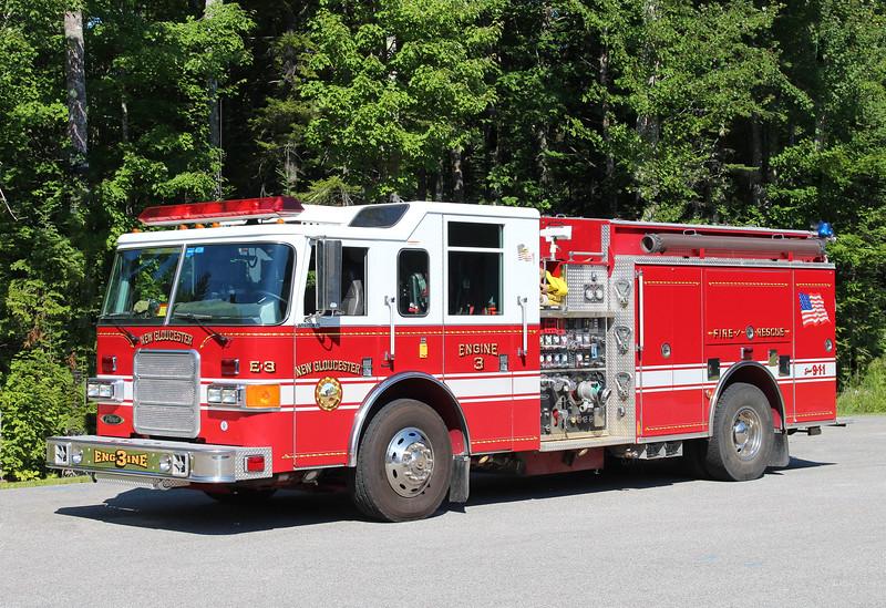 Engine 3   2004 Pierce Enforcer   1250 / 1000