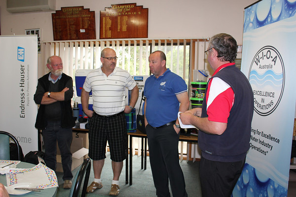 2012 Victorian Charity Golf Day