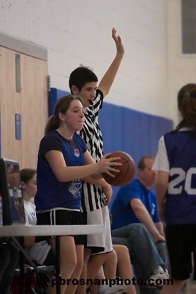AY Basketball 1/31/09
