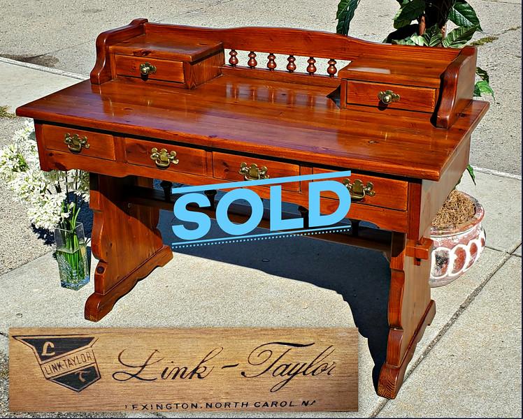 Vintage Link - Taylor Desk